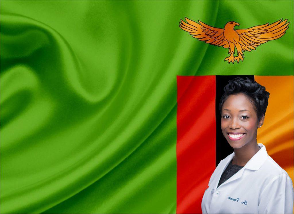 Study Medicine In Ukraine From Zambia